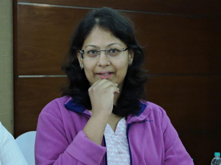 Monica Thimmaji, Neoway Academy, NLP Bangalore, NLP India